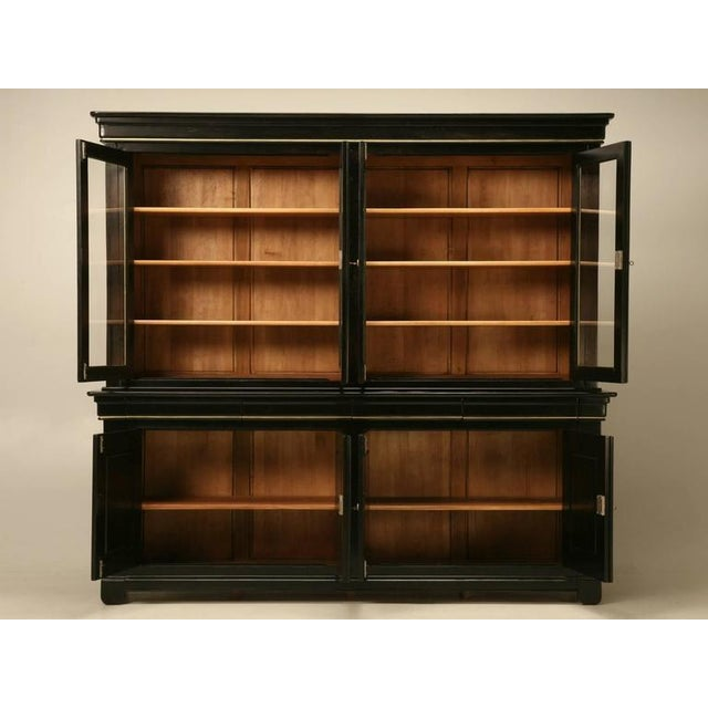 Louis Philippe Style Bookcase - Image 8 of 10