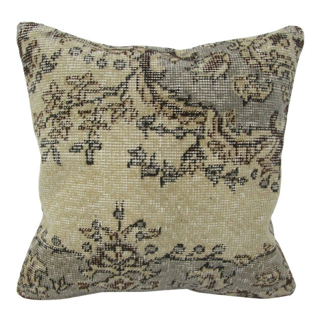 Turkish Decorative Vintage Cushion Cover For Sale