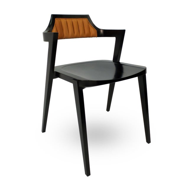Metal Stacking Armchair For Sale - Image 7 of 8