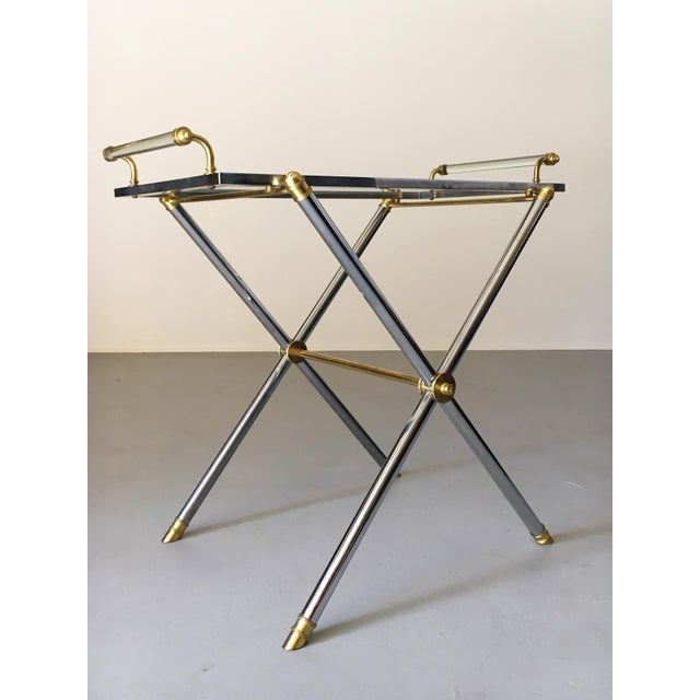 Vintage Maison Jansen Tray Table For Sale - Image 12 of 13
