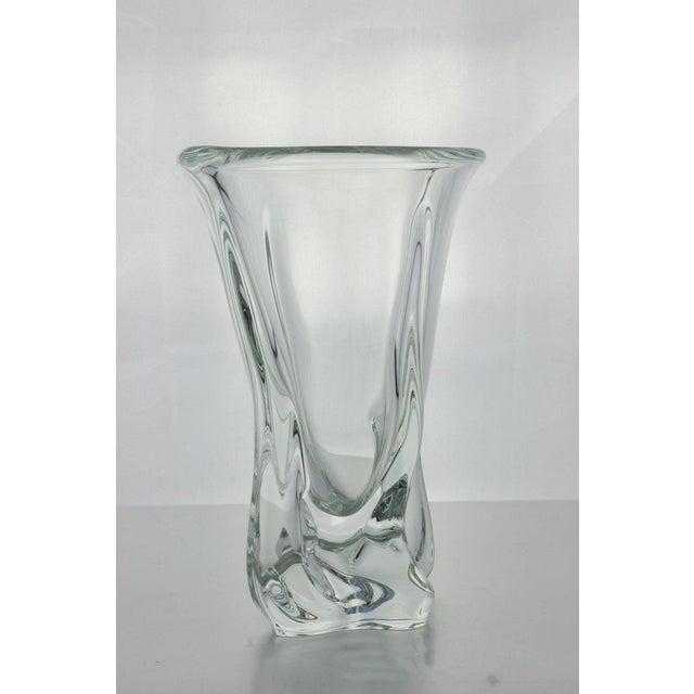 Pair of Vannes Crystal Vases - Image 6 of 10