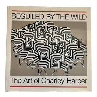 "1994 ""Beguiled by the Wild, the Art of Charley Harper,"" First Edition Book For Sale"