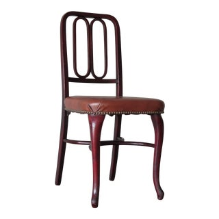 1910s Vintage Thonet Bentwood Chair For Sale