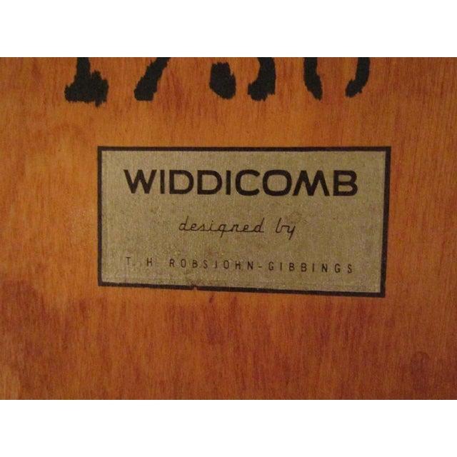 T.H. Robsjohn Gibbings Robsjohn-Gibbings for Widdicomb Coffee Table For Sale - Image 4 of 6