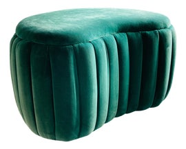 Image of Boho Chic Ottomans and Footstools
