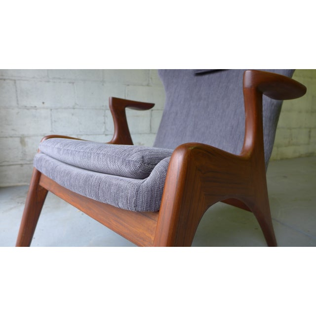 Mid-Century Lounge Chair - Image 7 of 7