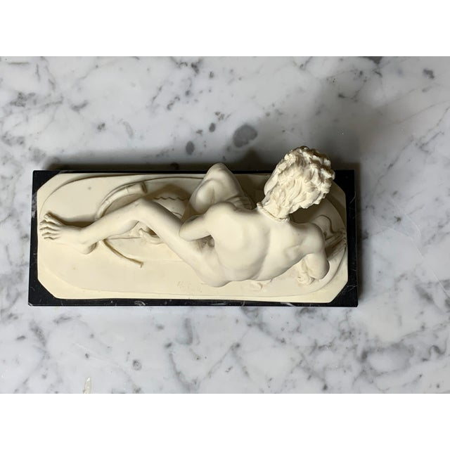 The Dying Gaul Grand Tour Style Figurine For Sale In Los Angeles - Image 6 of 9