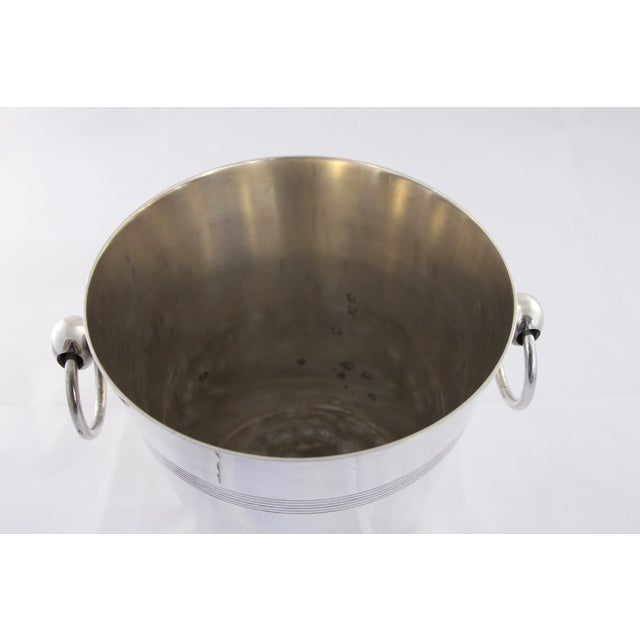 Silver French Champagne Bucket - Image 4 of 6