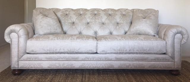 Ethan Allen Custom Chadwick Sofa Image 2 Of 4