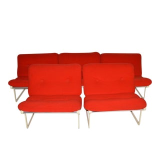 Hannah Morrison Sling Chairs By Knoll