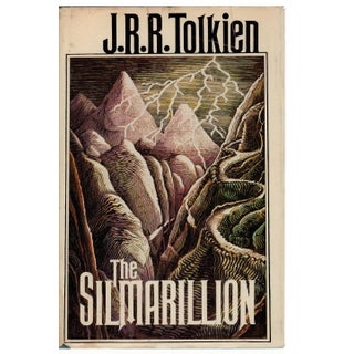 The Silmarillion by J. R. R. Tolkien Book For Sale