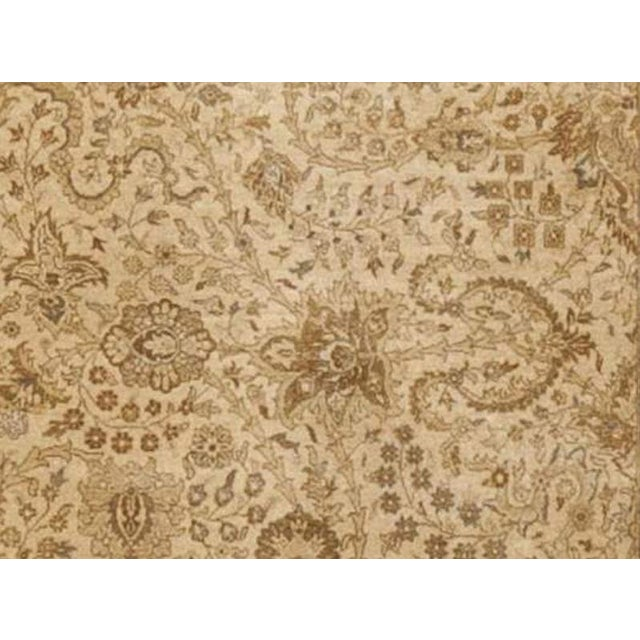 """2010s Handmade Indian Master Piece Rug - 8'8""""x 11'10"""" For Sale - Image 5 of 7"""
