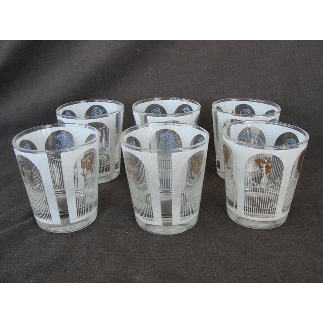 Mid-Century Highball Glasses - Set of 6 - Image 2 of 8