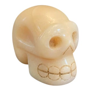 Ivory Skull For Sale