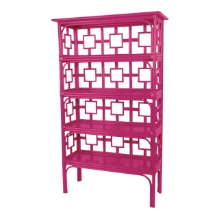 Sobe Etagere - Bright Pink For Sale