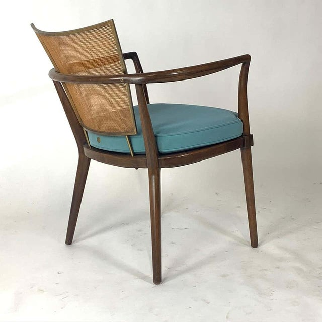 A sculptural pair of Bert England ''Forward Trend'' for Johnson Furniture armchairs in very good original condition. These...