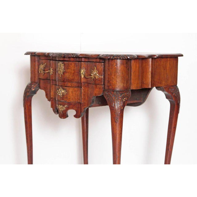18th Century Dutch Lowboy For Sale - Image 4 of 13
