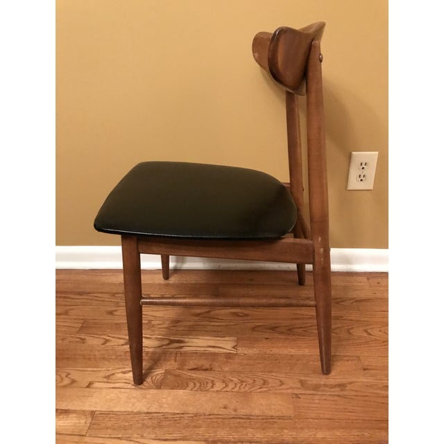 Baumritter Mid Century Modern Side Chair For Sale - Image 4 of 13