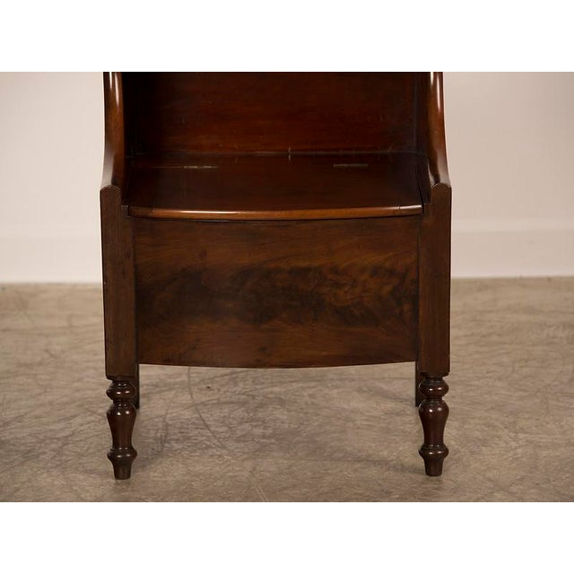 Mid 19th Century William IV period mahogany side cupboard from England c. 1840 For Sale - Image 5 of 9