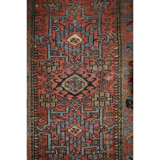 "Antique Persian Karaja Rug - 3'1"" x 4'3"" - Image 7 of 11"