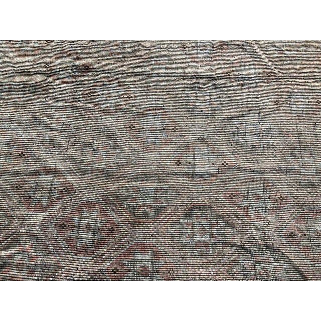 1960s Vintage Handwoven Kilim Rug - 5′8″ × 11′4″ For Sale - Image 6 of 9