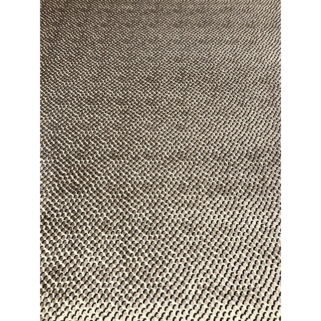 This cut chenille pattern is modern but playful. The colorway is moody without being dark and shows the whimsy of Kate...