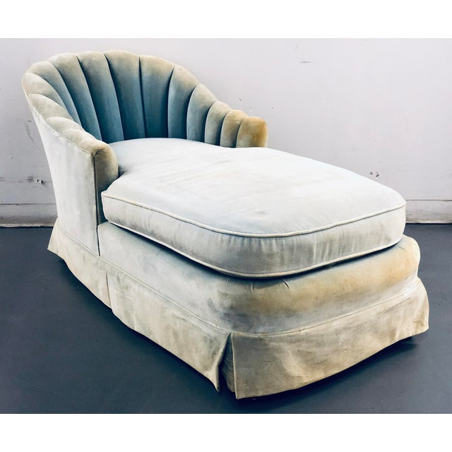 1970s Vintage Chaise Lounge For Sale In Tampa - Image 6 of 6