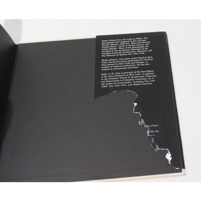 """1st Ed 1991 Rizzoli """"Palm Beach Houses"""" Coffee Table Book by Shirley Johnston For Sale - Image 12 of 13"""