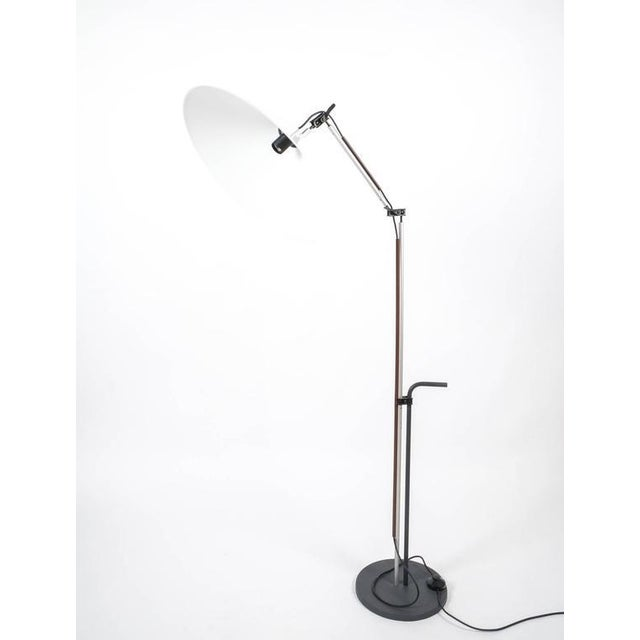 White Floor Lamp Aggregato by Enzo Mari, circa 1970 For Sale - Image 8 of 8