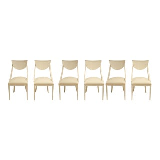Set of 6 Mid-Century Dining Chairs Br Pietro Constantini For Sale