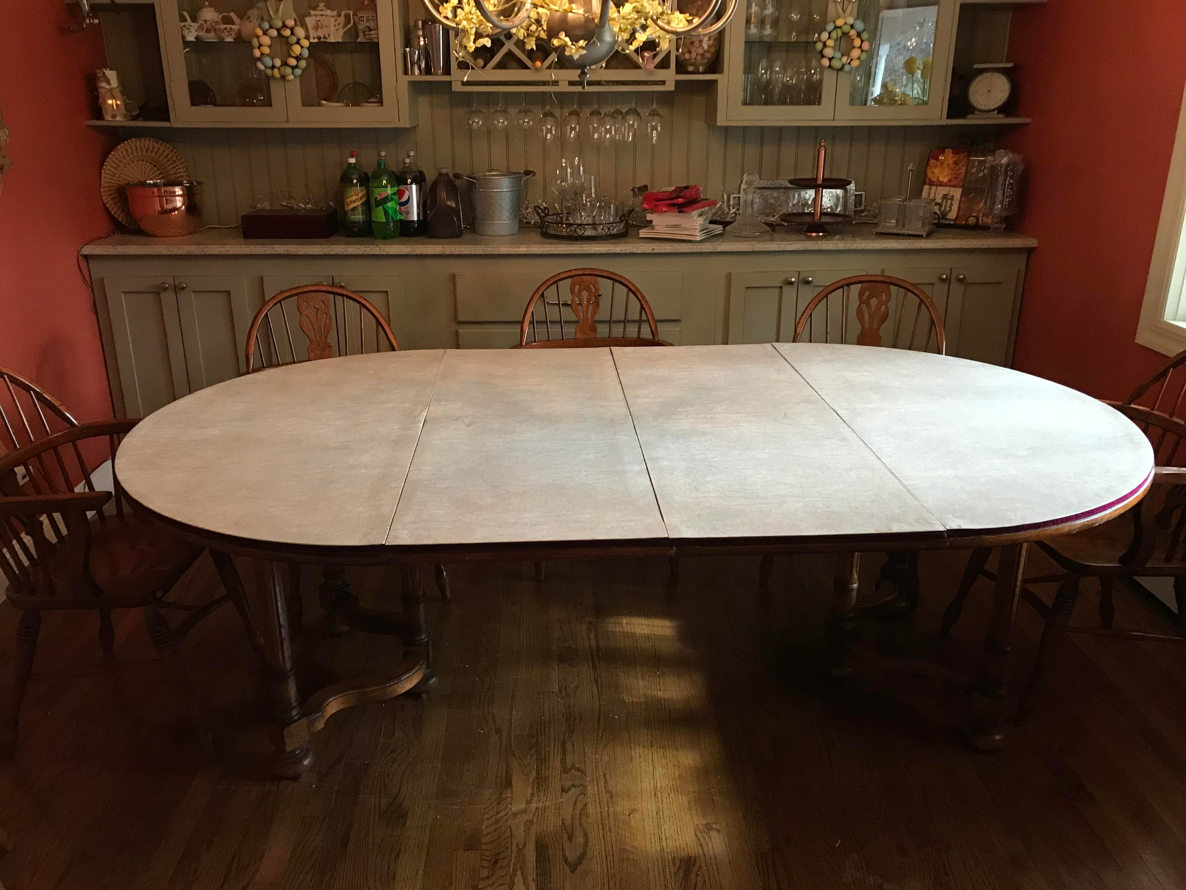 Stickley English Country Dining Set For Sale   Image 9 Of 14