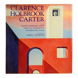 Clarence Holbrook Carter Art Book