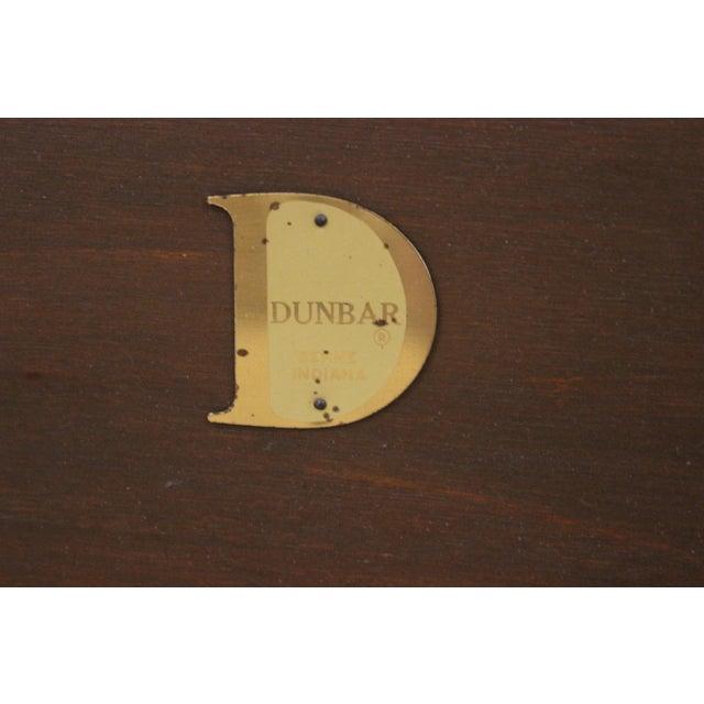 Mid-Century Modern Wormley for Dunbar Rare Mahogany Rectangular Coffee Table For Sale - Image 10 of 13