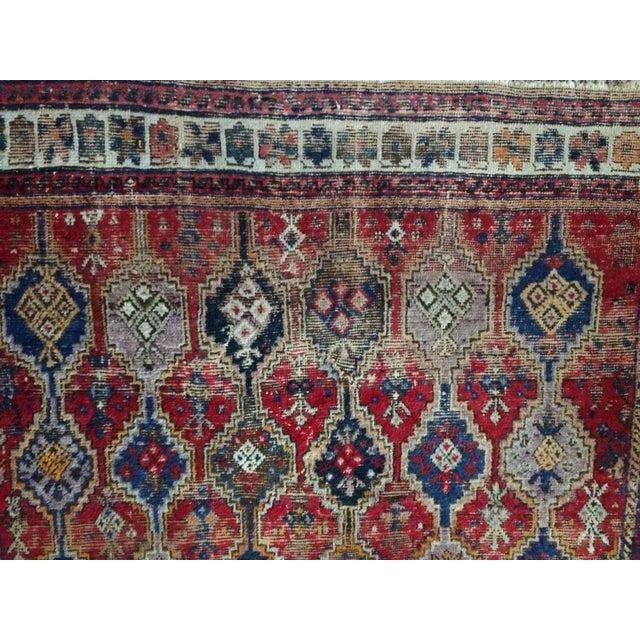 Vintage Turkish Rug - 4′11″ × 6′1″ - Image 4 of 9