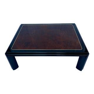 1970s Henredon Scene III Coffee Table For Sale