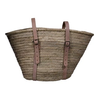 Market Backpack Basket For Sale
