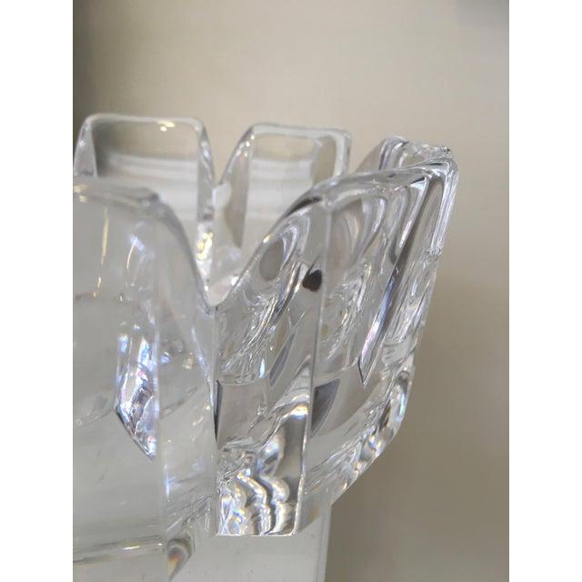 "Orrefors ""Corona"" Crystal Bowls - A Pair - Image 6 of 10"