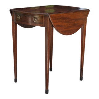 18th Century English Pembroke Table For Sale