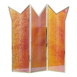 Crazy Crown Screen/Room Divider by Artist Troy Smith - Contemporary Design - Artist Proof - Custom Furniture For Sale