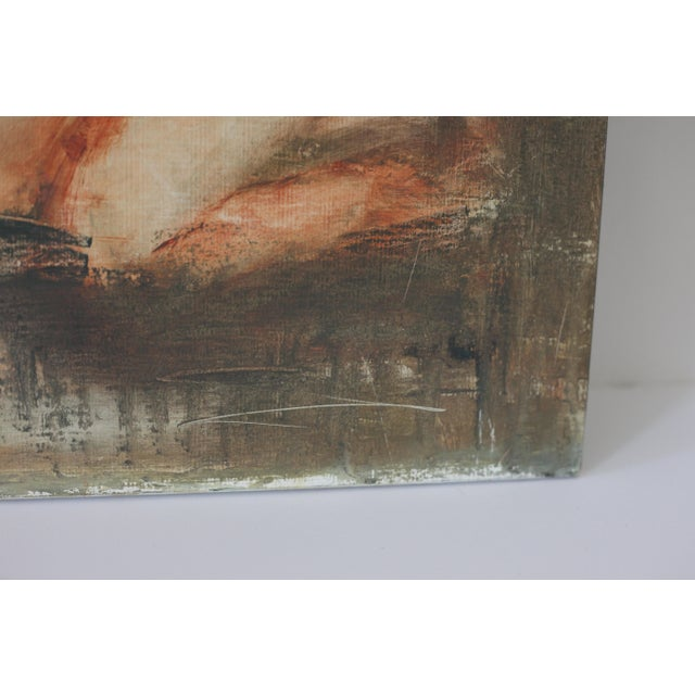 """""""Sisterhood"""" Impressionist Nude Painting - Image 3 of 5"""