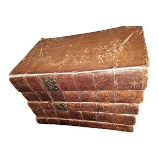 1781 State Trials for High Treason - 5 Volumes - Historic For Sale