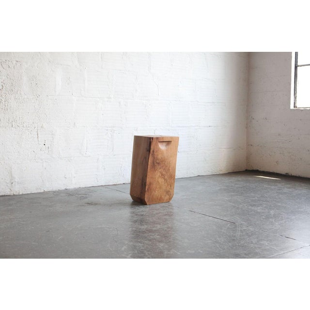 Contemporary Vince Skelly Rectangular Wood Sculpture For Sale - Image 4 of 5