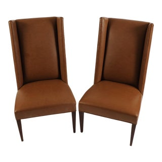 Martin Host Chairs by Hickory Chair For Sale