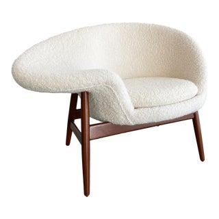 """Hans Olsen """"Fried Egg"""" Chair, C. 1956 For Sale"""