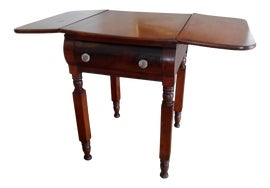 Image of Early American Drop-Leaf and Pembroke Tables
