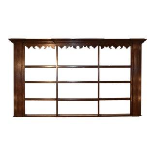18th C English Wall Shelf For Sale