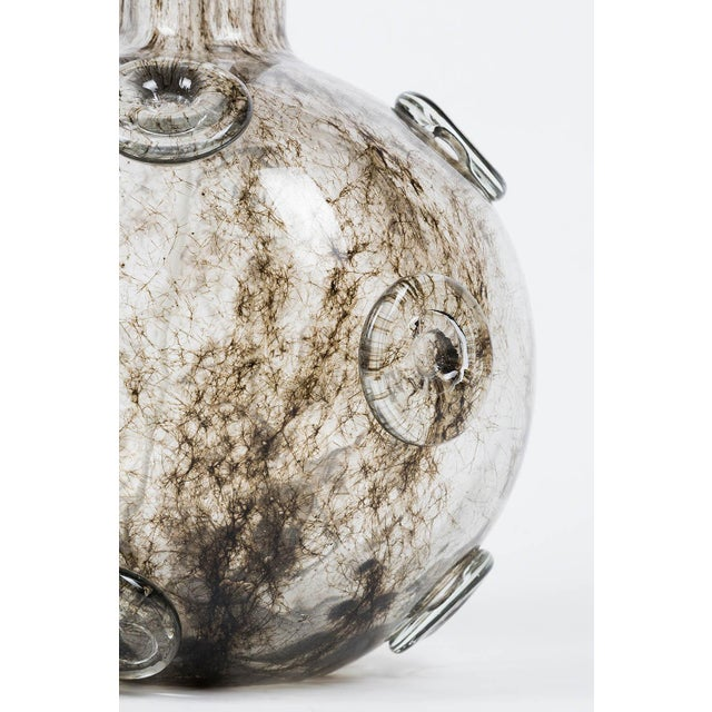 Barovier & Toso Glass Crepusculo Lamp For Sale - Image 9 of 13