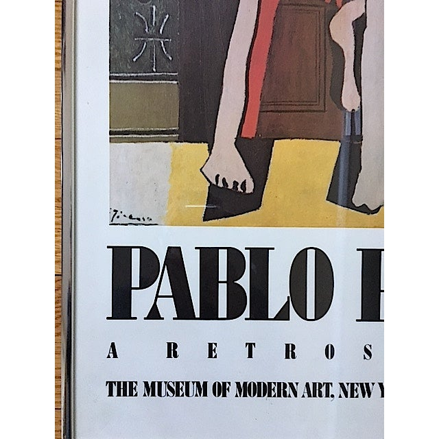 Vintage Picasso Exhibition Poster - Three Dancers - Image 3 of 6