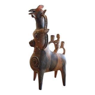 Ceramic Sculpture For Sale