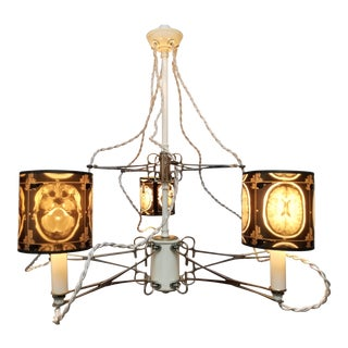 Hemostat and X-Ray Chandelier For Sale